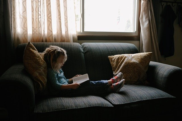 Ruhepause im Alltag für Kinder